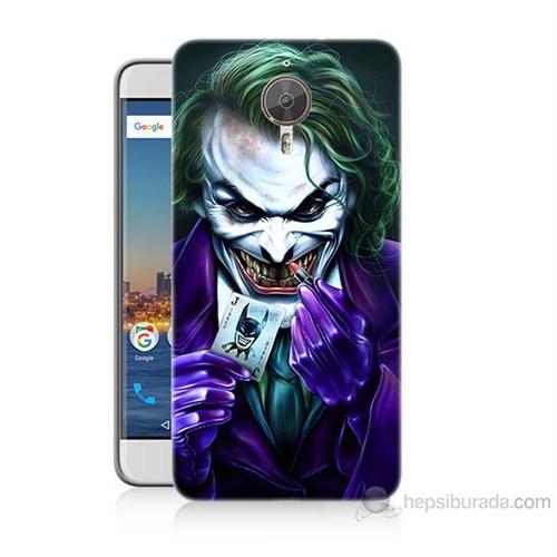 Teknomeg General Mobile Gm5 Plus Joker Baskılı Silikon Kılıf