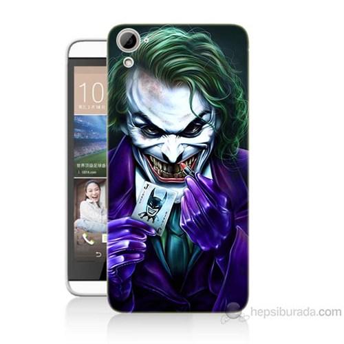 Teknomeg Htc Desire 826 Joker Baskılı Silikon Kılıf