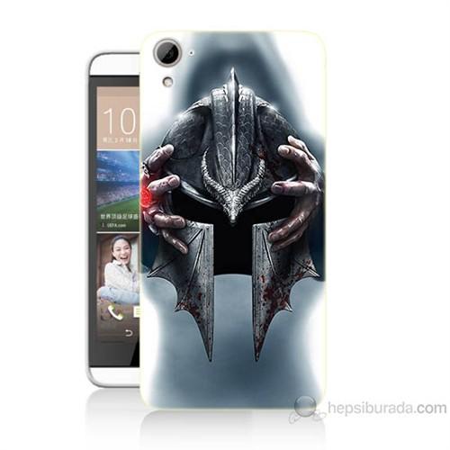 Teknomeg Htc Desire 826 Assassins Creed Baskılı Silikon Kılıf