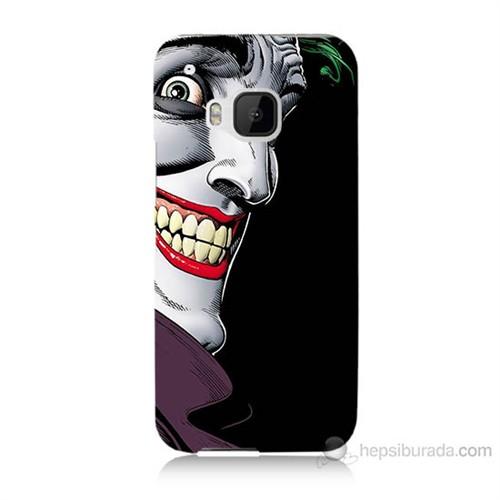 Teknomeg Htc One M9 Joker Baskılı Silikon Kılıf