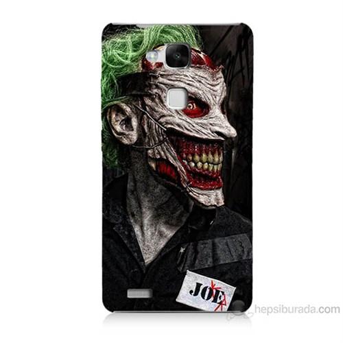 Teknomeg Huawei Ascend Mate 7 Joker Joe Baskılı Silikon Kılıf