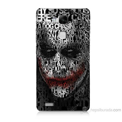 Teknomeg Huawei Ascend Mate 7 Joker Baskılı Silikon Kılıf