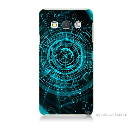 Teknomeg Samsung Galaxy A3 Asit Baskılı Silikon Kılıf
