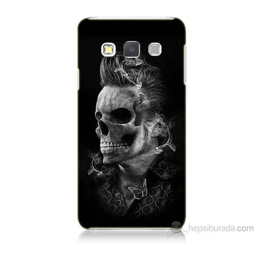 Teknomeg Samsung Galaxy A3 Elvis Presley Efsanesi Baskılı Silikon Kılıf