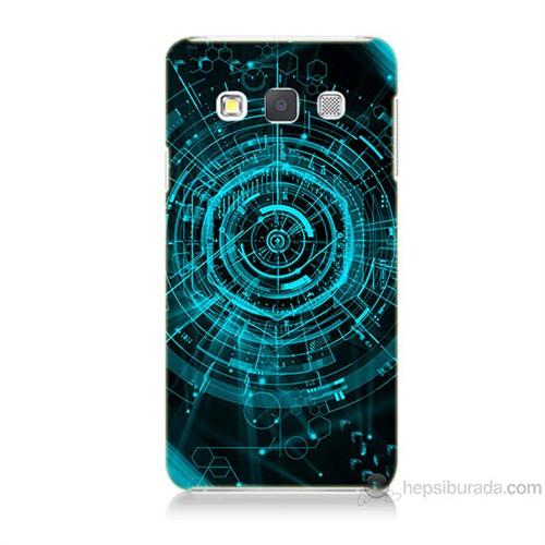 Teknomeg Samsung Galaxy A5 Asit Baskılı Silikon Kılıf