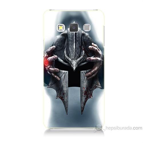 Teknomeg Samsung Galaxy A5 Assassins Creed Baskılı Silikon Kılıf