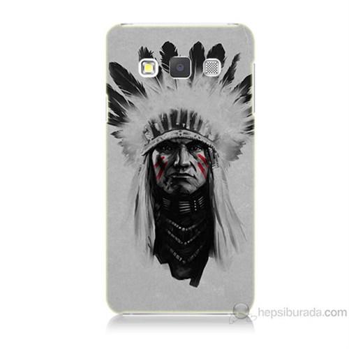 Teknomeg Samsung Galaxy A5 Geronimo Baskılı Silikon Kılıf