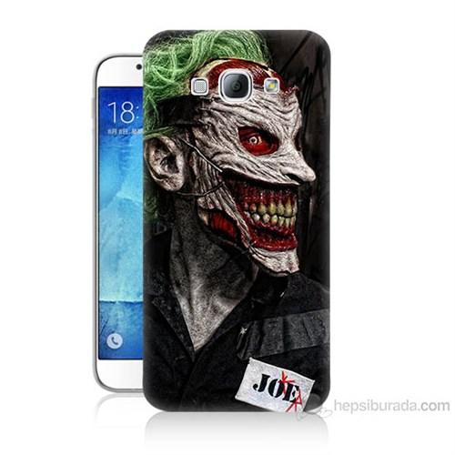 Teknomeg Samsung Galaxy A8 Joker Joe Baskılı Silikon Kılıf