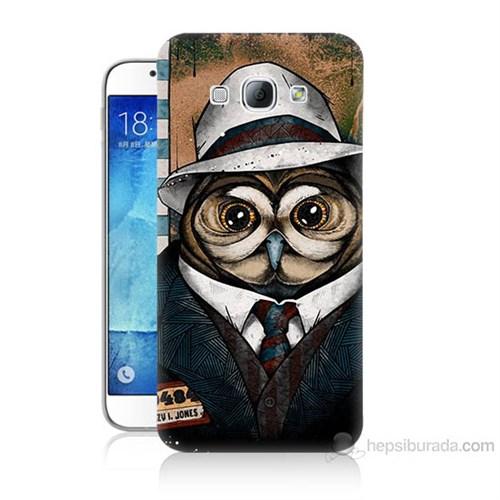 Teknomeg Samsung Galaxy A8 Crazy Jones Baskılı Silikon Kılıf