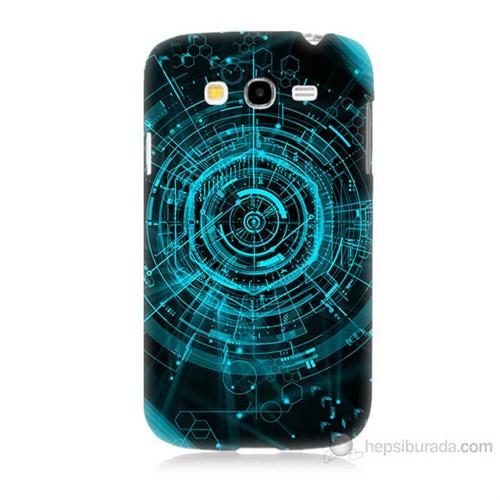 Teknomeg Samsung Galaxy Grand Duos İ9082 Asit Baskılı Silikon Kılıf