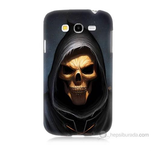 Teknomeg Samsung Galaxy Grand Duos İ9082 Ölüm Meleği Baskılı Silikon Kılıf