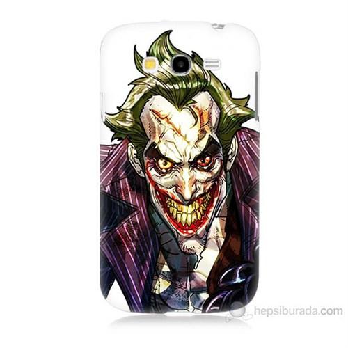 Teknomeg Samsung Galaxy Grand Duos İ9082 Joker Baskılı Silikon Kılıf