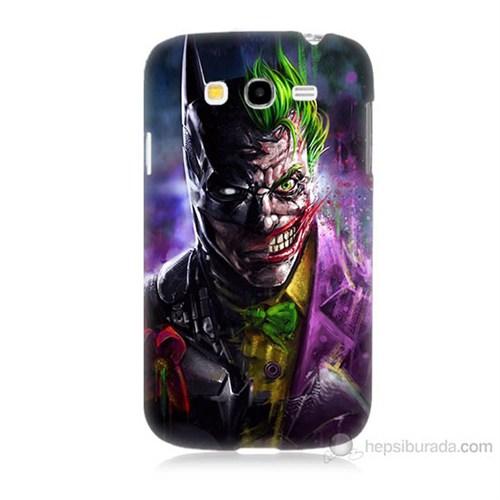 Teknomeg Samsung Galaxy Grand Neo İ9060 Batman Vs Joker Baskılı Silikon Kılıf