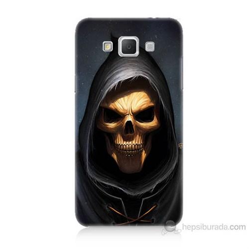 Teknomeg Samsung Galaxy Grand Max Ölüm Meleği Baskılı Silikon Kılıf