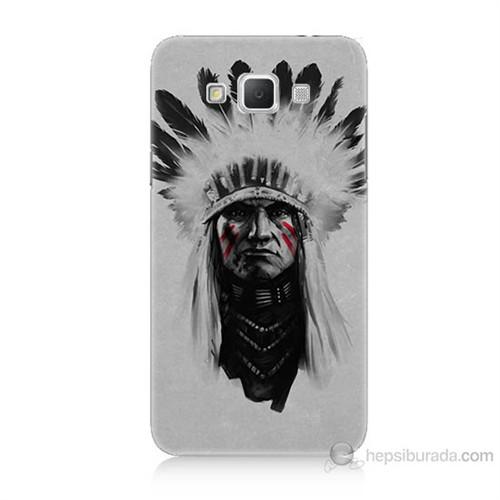 Teknomeg Samsung Galaxy Grand Max Geronimo Baskılı Silikon Kılıf