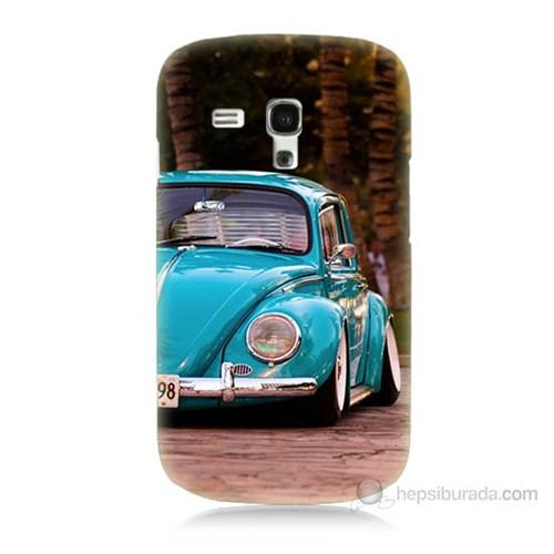 Teknomeg Samsung Galaxy S3 Mini Volkswagen Baskılı Silikon Kılıf