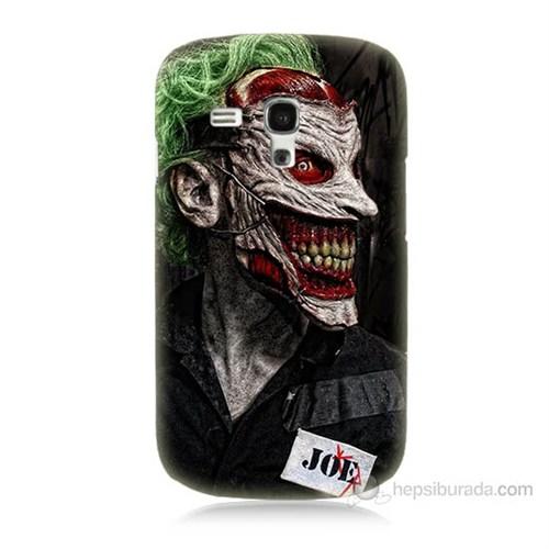 Teknomeg Samsung Galaxy S3 Mini Joker Joe Baskılı Silikon Kılıf