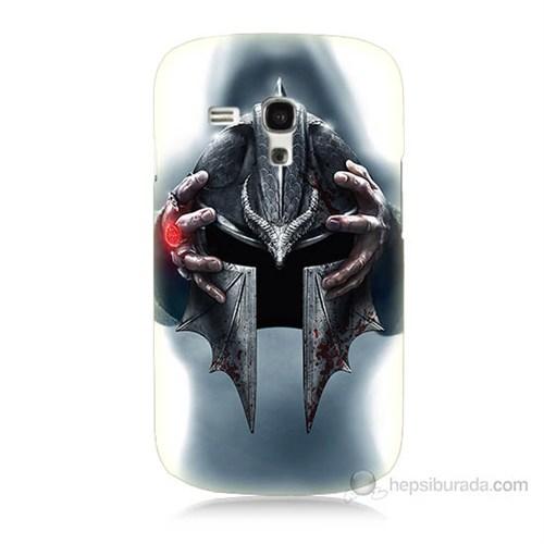 Teknomeg Samsung Galaxy S3 Mini Assassins Creed Baskılı Silikon Kılıf