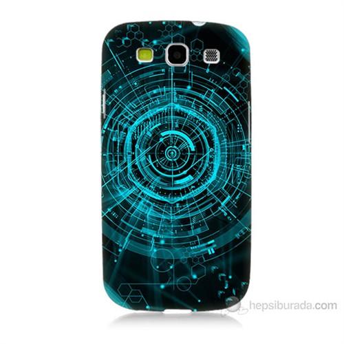Teknomeg Samsung Galaxy S3 Asit Baskılı Silikon Kılıf