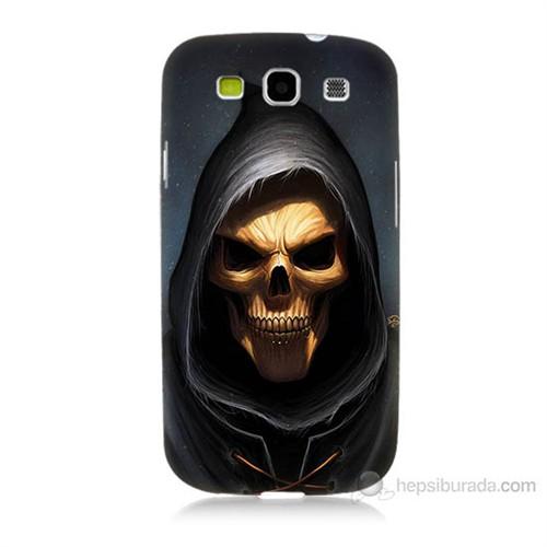 Teknomeg Samsung Galaxy S3 Ölüm Meleği Baskılı Silikon Kılıf
