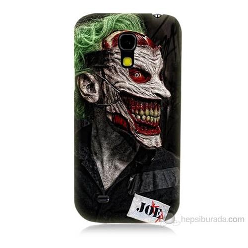 Teknomeg Samsung Galaxy S4 Mini Joker Joe Baskılı Silikon Kılıf