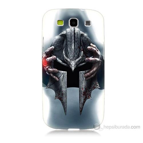 Teknomeg Samsung Galaxy S3 Assassins Creed Baskılı Silikon Kılıf