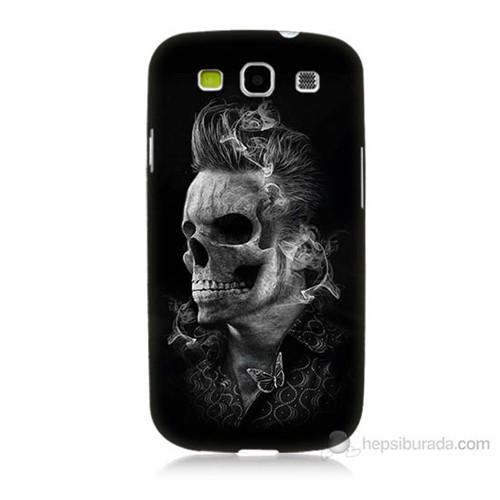 Teknomeg Samsung Galaxy S3 Elvis Presley Efsanesi Baskılı Silikon Kılıf