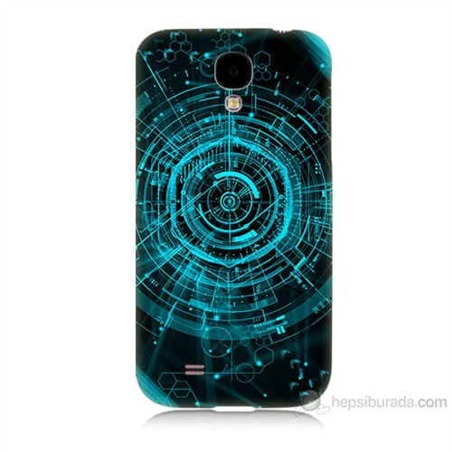 Teknomeg Samsung Galaxy S4 Asit Baskılı Silikon Kılıf