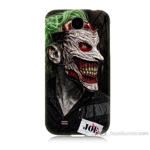 Teknomeg Samsung Galaxy S4 Joker Joe Baskılı Silikon Kılıf