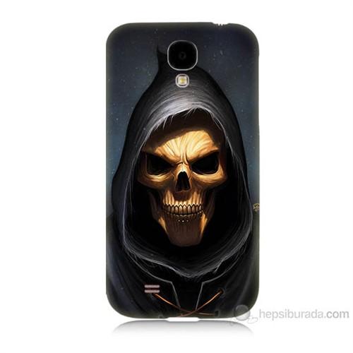 Teknomeg Samsung Galaxy S4 Ölüm Meleği Baskılı Silikon Kılıf