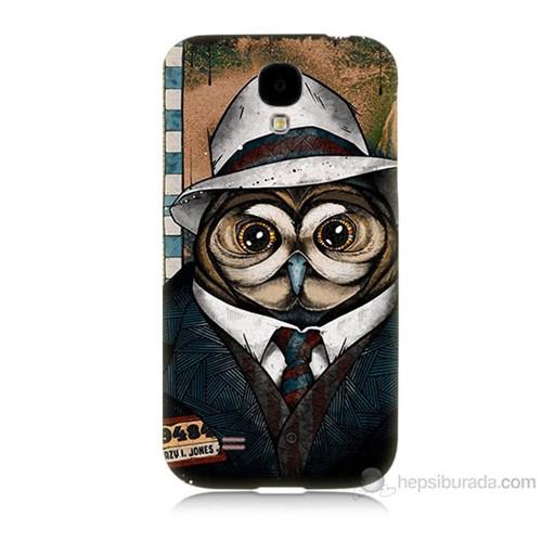 Teknomeg Samsung Galaxy S4 Crazy Jones Baskılı Silikon Kılıf