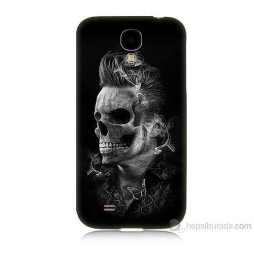 Teknomeg Samsung Galaxy S4 Elvis Presley Efsanesi Baskılı Silikon Kılıf