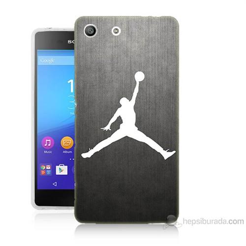Teknomeg Sony Xperia M5 Nba Baskılı Silikon Kılıf