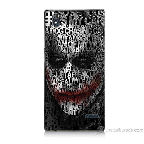 Teknomeg Turkcell T50 Joker Baskılı Silikon Kılıf