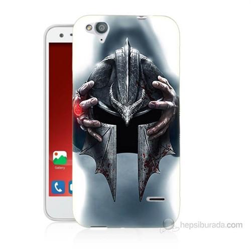Teknomeg Turkcell T60 Assassins Creed Baskılı Silikon Kılıf