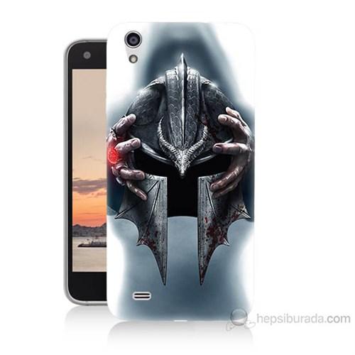 Teknomeg Vestel Venüs V3 5040 Assassins Creed Baskılı Silikon Kılıf