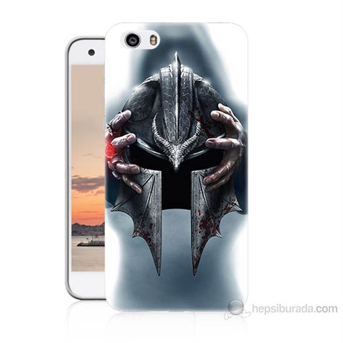 Teknomeg Vestel Venüs V3 5570 Assassins Creed Baskılı Silikon Kılıf