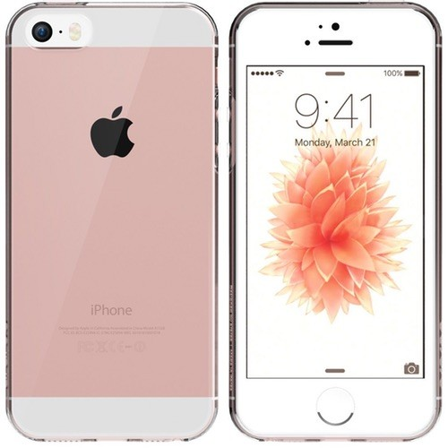 Melefoni Apple İphone Se 5 5S Kılıf Sararmaz Ekran Koruyucu