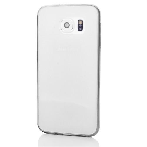 Cep Market Samsung Galaxy S7 Edge Kılıf 0.2Mm Şeffaf Silikon