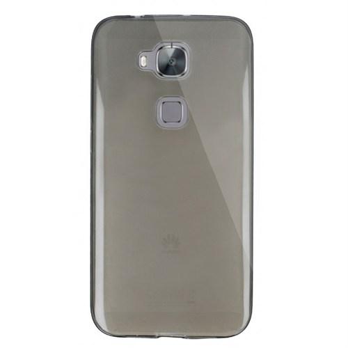 Cep Market Huawei G8 Kılıf 0.2Mm Antrasit Silikon