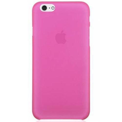 Cep Market Apple İphone 6 Kılıf 0.2Mm Pembe Silikon