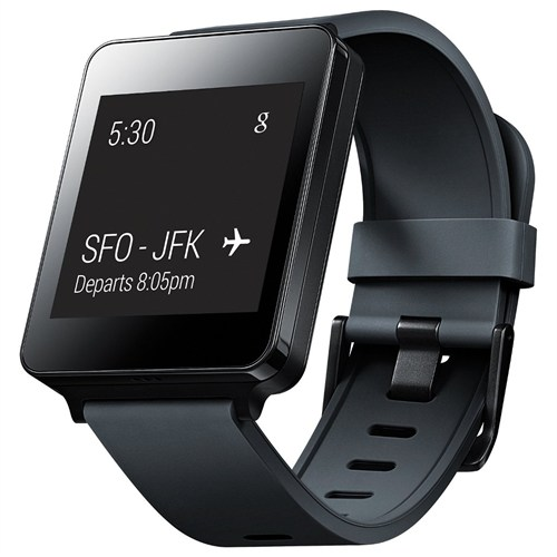LG Electronics G Watch Siyah