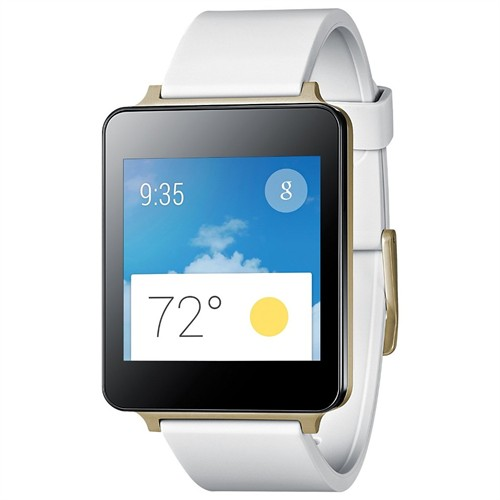 LG Electronics G Watch Beyaz