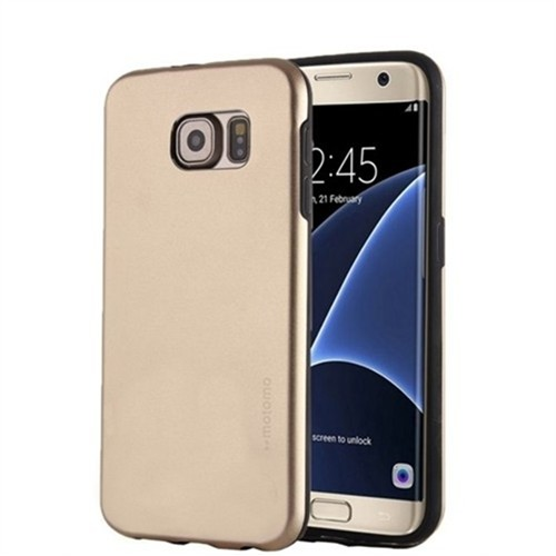 Kılıfshop Samsung Galaxy S7 360° Tam Koruma Metal Motomo Kılıf