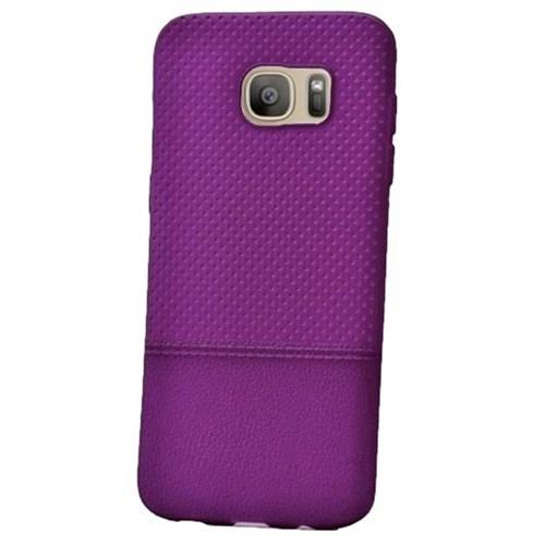 Kılıfshop Samsung Galaxy S7 Edge Matrix Silikon Kılıf
