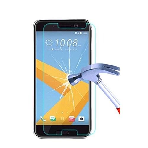 Kılıfshop Htc 10 Glass Kırılmaz Cam Ekran Koruyucu