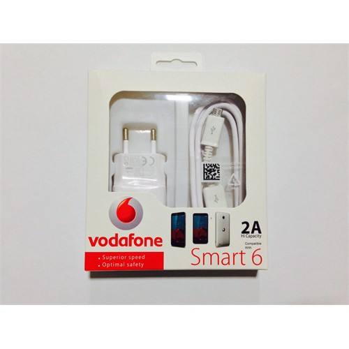 Kılıfshop Vodafone Smart 4 Power Orijinal Şarj Aleti