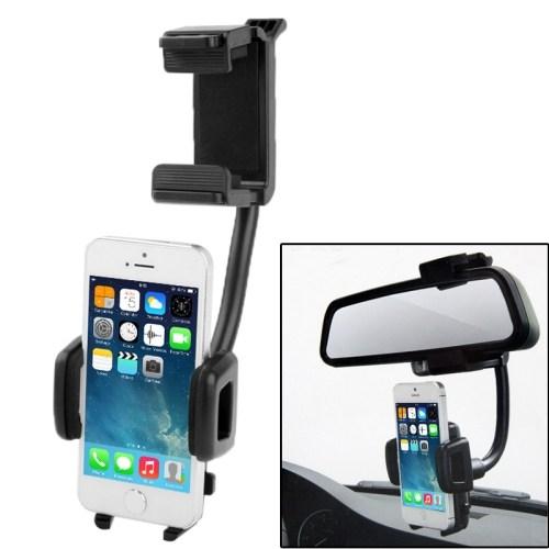 Ally Bt330 360 Derece Dönebilen Universal Cep Telefonu Araç Dikiz Aynası Tutucu