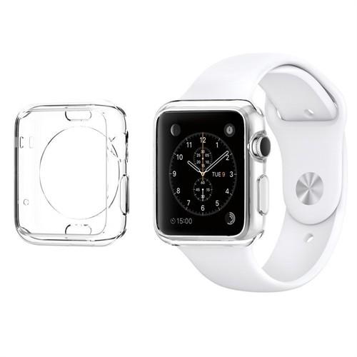 Ally Apple İwatch 42Mm 0.20Mm Spada Soft Silikon Kılıf