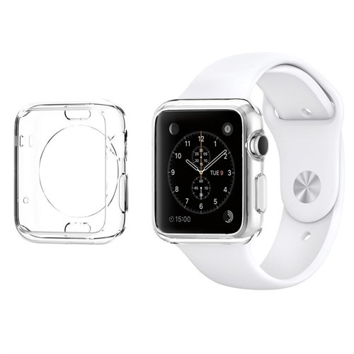 Ally Apple İwatch 38Mm 0.20Mm Spada Soft Silikon Kılıf